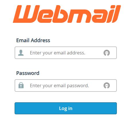 كيفية انشاء حساب بريد الكتروني جديد على موقعي
