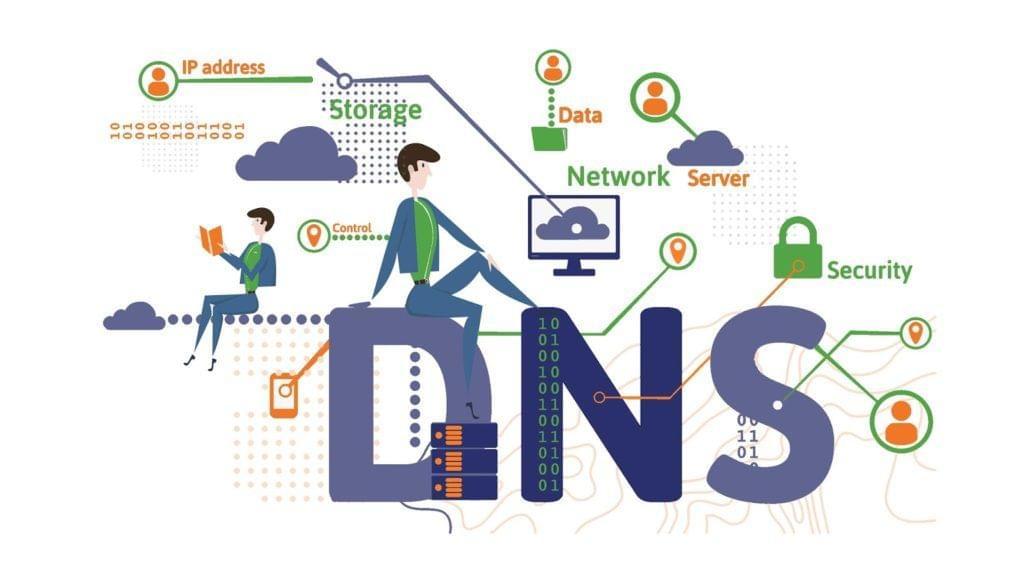 مفاهيم حول سجلات اسماء النطاقات DNS records