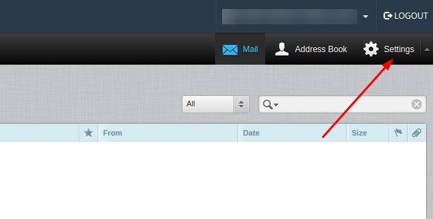 شرح تغيير المنطقة الزمنية في البريد الإلكتروني