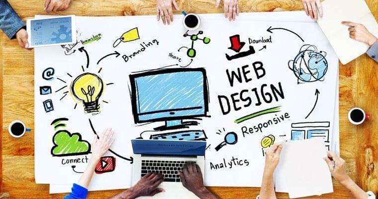 تصميم الويب وتحسين محركات البحث